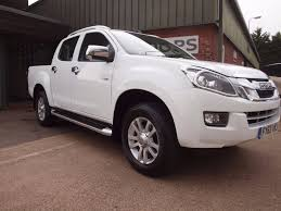 isuzu dmax 2015 used isuzu d max vans for sale motors co uk