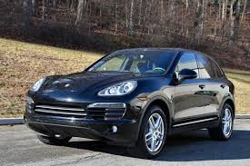 dealer inventory 2012 porsche cayenne six speed manual rennlist