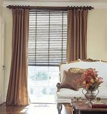 Curtain With Blinds Ikea Wood Look Blinds And Curtains For The Home