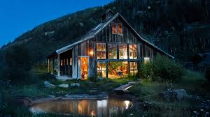 top 5 luxurious log cabins in the us travefy