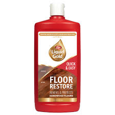 Laminate Flooring Shine Restorer Scott U0027s Liquid Gold 24 Oz Floor Restore Frest1 The Home Depot