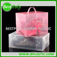 where can i buy boxes for gifts beautiful clear plastic shoes boxes gift box with handle for sale