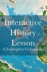 Map Of Christopher Columbus Voyage To America by 182 Best Activities For Columbus Day Images On Pinterest