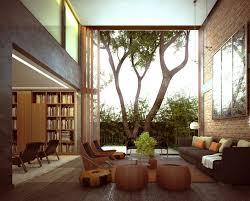 Nature Inspired Interior Designs - Nature interior design ideas