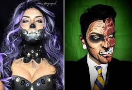 make up artist books the comic book makeup of argenis pinal