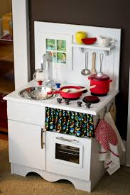 Play Kitchen From Old Furniture by Objective Home