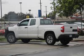subaru truck 2018 2018 toyota tundra spied sporting a facelift autoguide com news