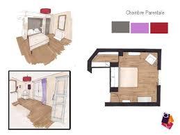 ambiance chambre parentale adc l atelier d à côté aménagement intérieur design d espace et