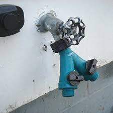 How To Change A Water Faucet Outside Faucet Runs Replacing A Washer On An Outdoor Hose Bib