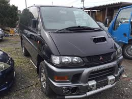 mitsubishi delica used mitsubishi delica space gear 1998 best price for sale and