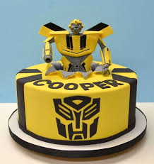 transformers cakes fabulous inspiration bumblebee transformer cake and best 25