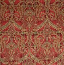 Scalamandre Upholstery Fabric 16316 001 Highland Fling Reds U0026 Pink By Scalamandre
