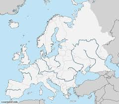 map of europe and russia rivers test your geography knowledge europe rivers level 1 lizard point
