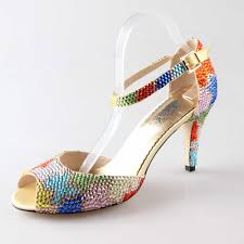 wedding shoes rainbow learn the about rainbow purple wedding shoes in the