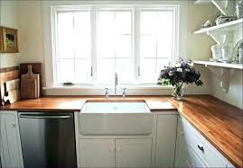 Farmhouse Sinks For Kitchens Small Farm Sink For Kitchen Vine Design Copper Farmhouse Sink