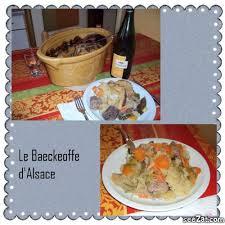 recette cuisine baeckoff recette baeckeoffe d alsace 750g