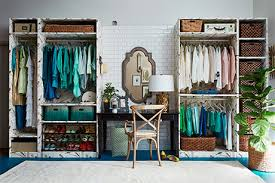 yay or nay open closet design style at home