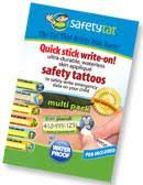 safetytat tattoos mimosura jewellery for kids