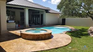 gunite pools in central texas and the hill country southern