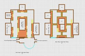 plans for houses in minecraft