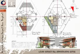 affordable low and high rise honeycomb housing a big site
