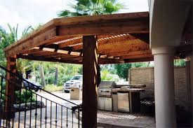 Outdoor Kitchen Roof Ideas by Kitchen Room Modern Outdoor Kitchens Granite Countertop