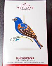 hallmark of birds ebay