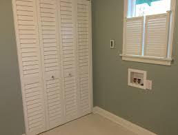 Slatted Closet Doors Repurposed Louvered Closet Doors Aiheart