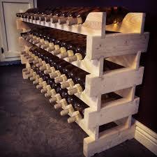 Oak Wine Cabinet Sale Amazing Best 20 Bottle Rack Ideas On Pinterest Wine Bottle Rack