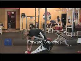 Roman Chair Exercises Workout Tips Roman Chair Workout Instructions Youtube