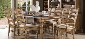 Vintage Pine Collection By Kincaid Furniture - Pine dining room table