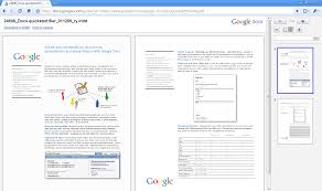 How To Create Google Doc Spreadsheet Review Google Docs Viewer A Half Baked Web Based Documents