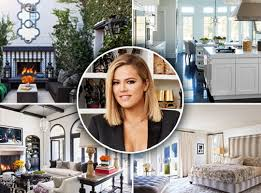 khloe home interior glam or gaudy inside khloe s the top moroccan mansion radar