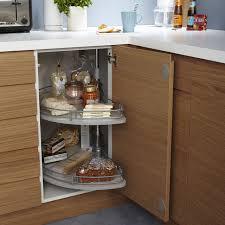 rangement angle cuisine rangement pivotant élément d angle cuisine cuisinez pour maigrir