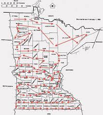 Minnesota Map Minnesota Map Every County
