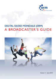 drm broadcast manual