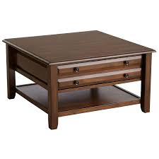 Tuscan Coffee Table Anywhere Tuscan Brown Square Coffee Table With Knobs Pier 1 Imports