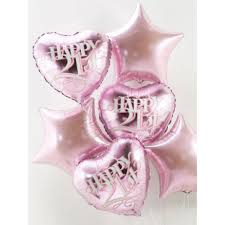 send balloons belfast balloon delivery 21st birthday balloon bouquet belfast flower delivery
