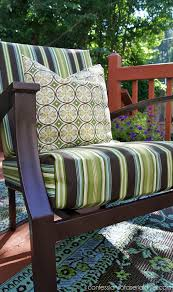 sew easy outdoor cushion covers part 1 confessions of a serial new
