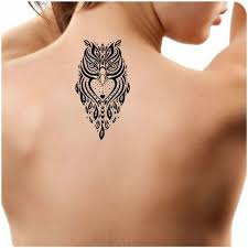 Back Tattoos - best 25 owl back ideas on wing tattoos on back