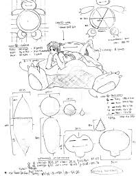 Pokemon Snorlax Bean Bag Chair Snorlax Beanbag Design Sketch By Equilibriumarts On Deviantart