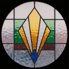 Front Door Glass Designs Art Deco Stained Glass Patterns Art Deco Panel For 1930 U0027s Front