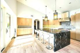 cathedral ceiling kitchen lighting ideas lighting for slanted ceilings best vaulted ceiling lighting ideas on