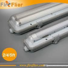 fluorescent light fittings 5ft double t8 2ft 4ft 5ft tube light fixture ip65 waterproof fluorescent