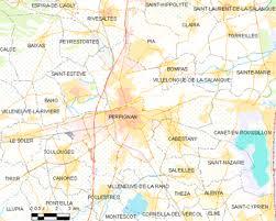 map of perpignan region perpignan simple the free encyclopedia