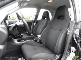 2017 subaru impreza sedan interior black interior 2005 subaru impreza wrx sedan photo 38991517