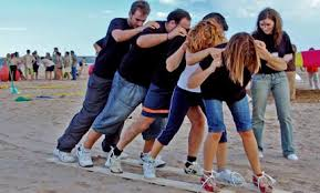 8 team building ideas for adults corporate blazing events