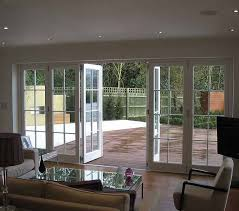 Decorative Patio Doors White Timber Bifold Doors Decorative Search House
