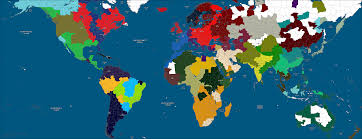 Victoria Bc Map Very Unofficial Map State Of The World 1550 Bc Turn 195