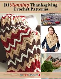 10 stunning thanksgiving crochet patterns allfreecrochet